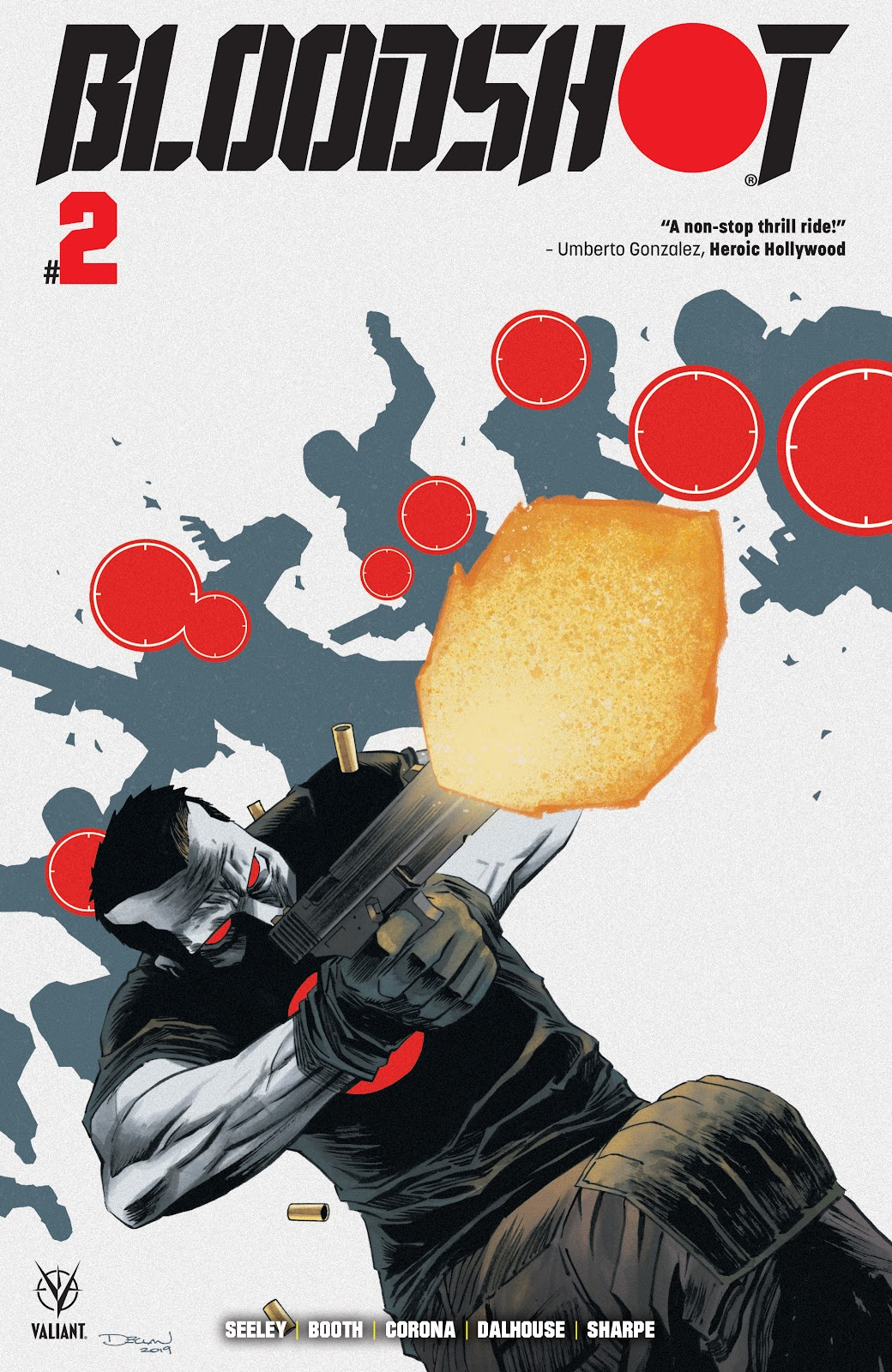 Read online Bloodshot (2019) comic -  Issue #2 - 1