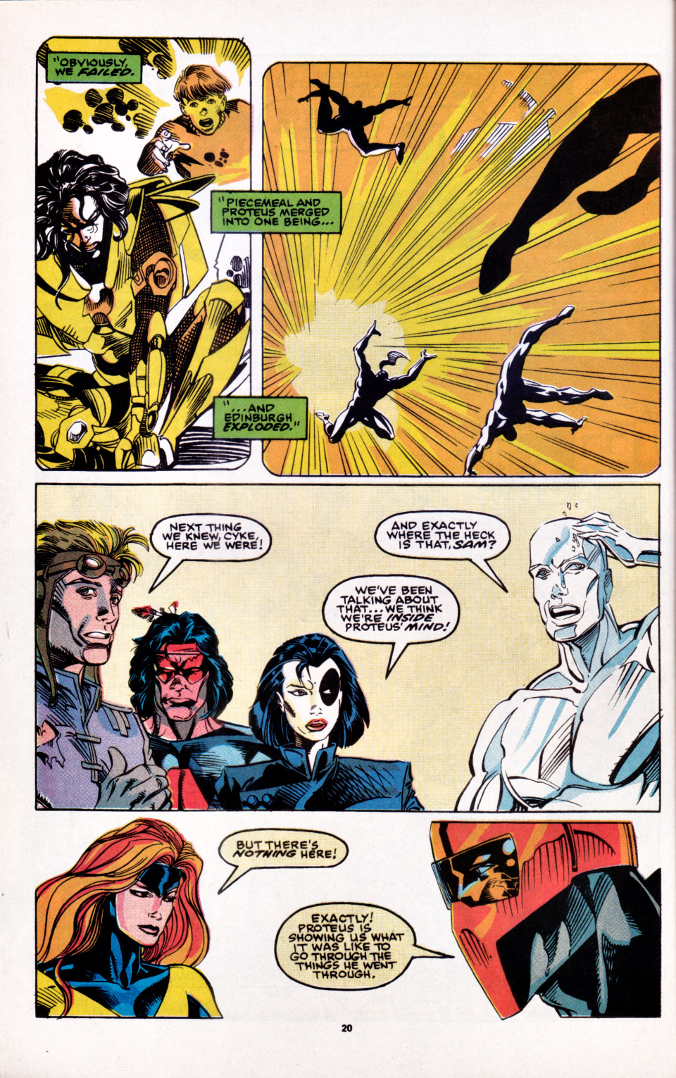 Read online X-Factor (1986) comic -  Issue # _ Annual 6 - 18