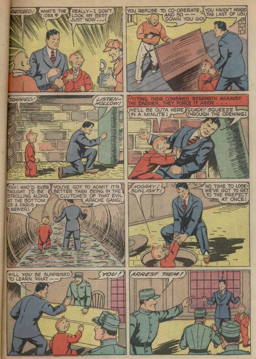 Read online Detective Comics (1937) comic -  Issue #39 - 64
