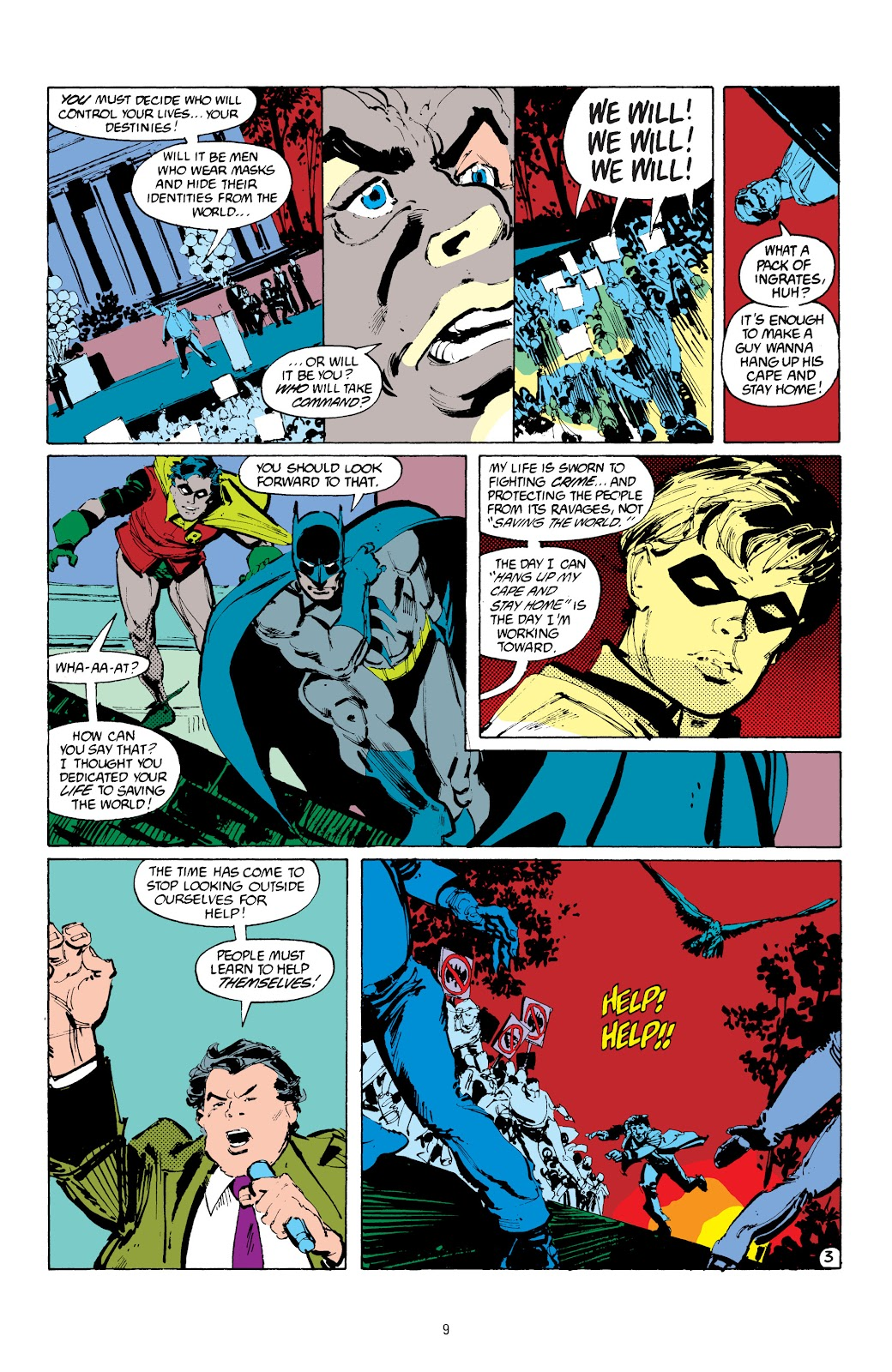 Read online Detective Comics (1937) comic -  Issue # _TPB Batman - The Dark Knight Detective 1 (Part 1) - 9