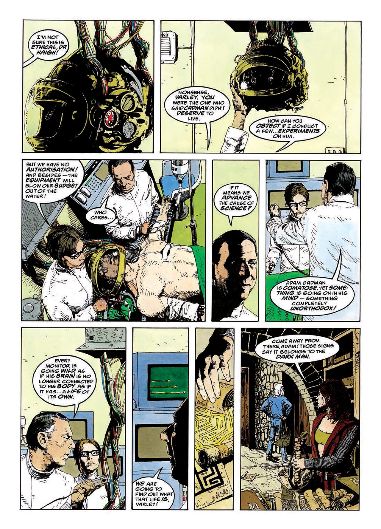 Read online Mazeworld comic -  Issue # TPB - 82