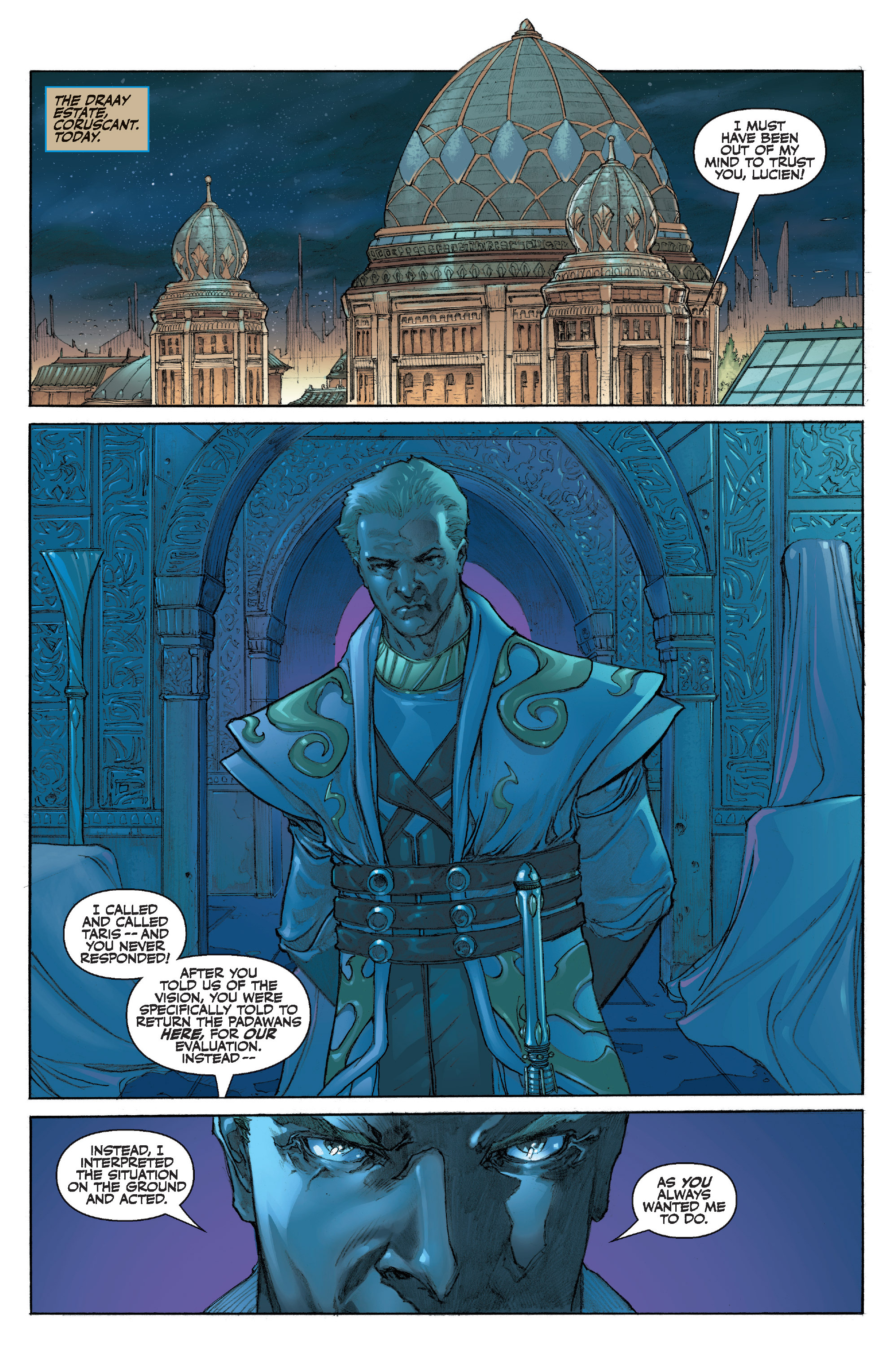 Read online Star Wars Omnibus comic -  Issue # Vol. 29 - 227