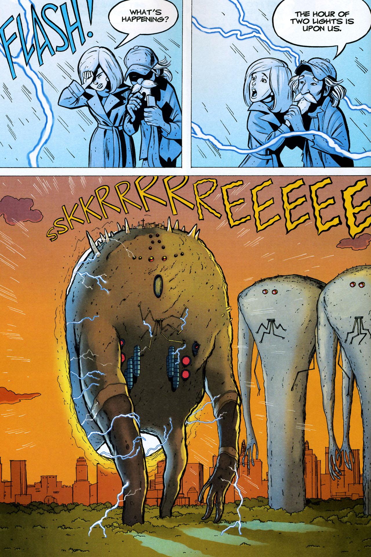 Read online Shazam!: The Monster Society of Evil comic -  Issue #4 - 24