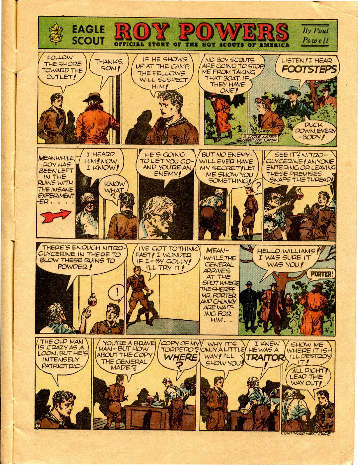 Read online Famous Funnies comic -  Issue #67 - 7