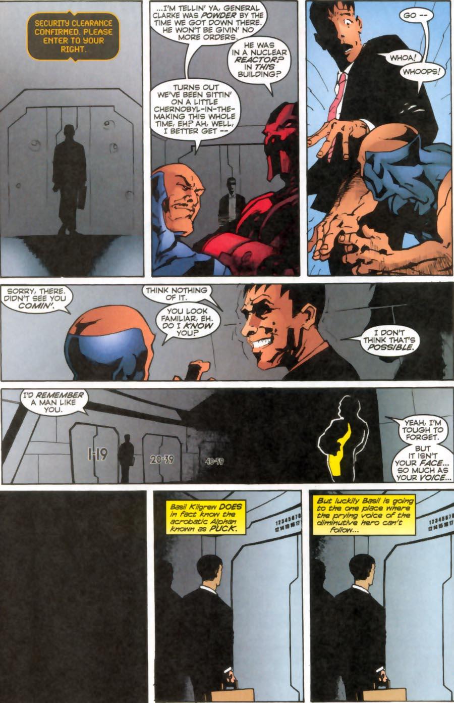 Read online Alpha Flight (1997) comic -  Issue #13 - 6