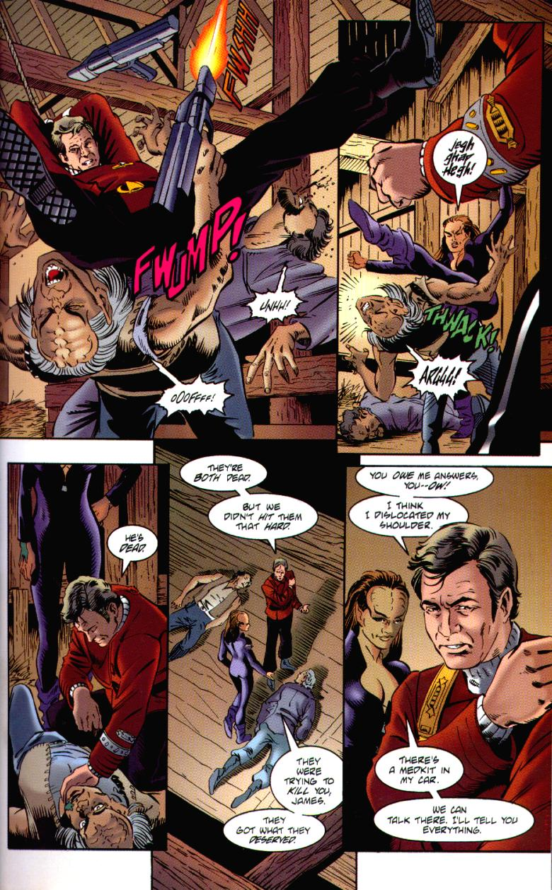 Read online Star Trek: The Ashes of Eden comic -  Issue # Full - 29