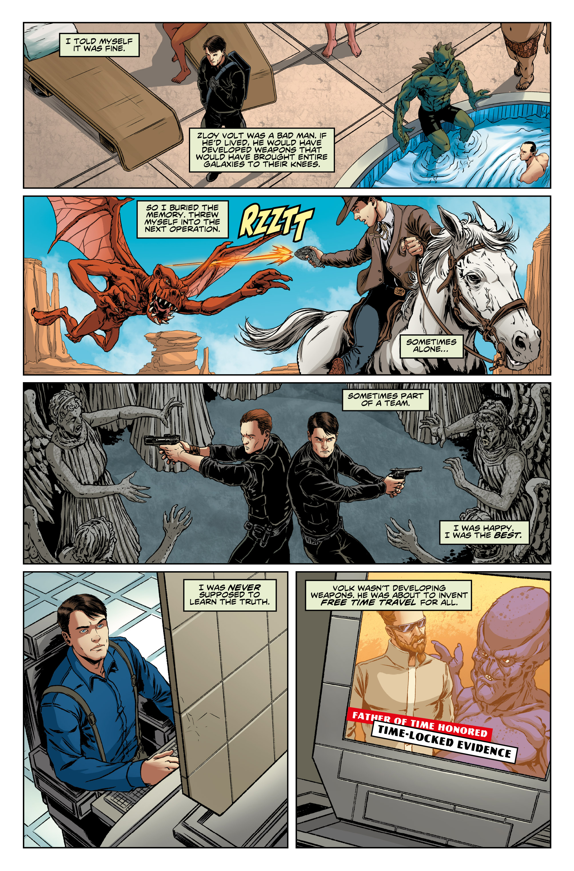 Read online Doctor Who: The Ninth Doctor (2016) comic -  Issue #13 - 13