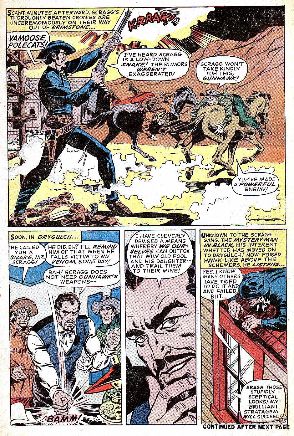 Western Gunfighters issue 1 - Page 6