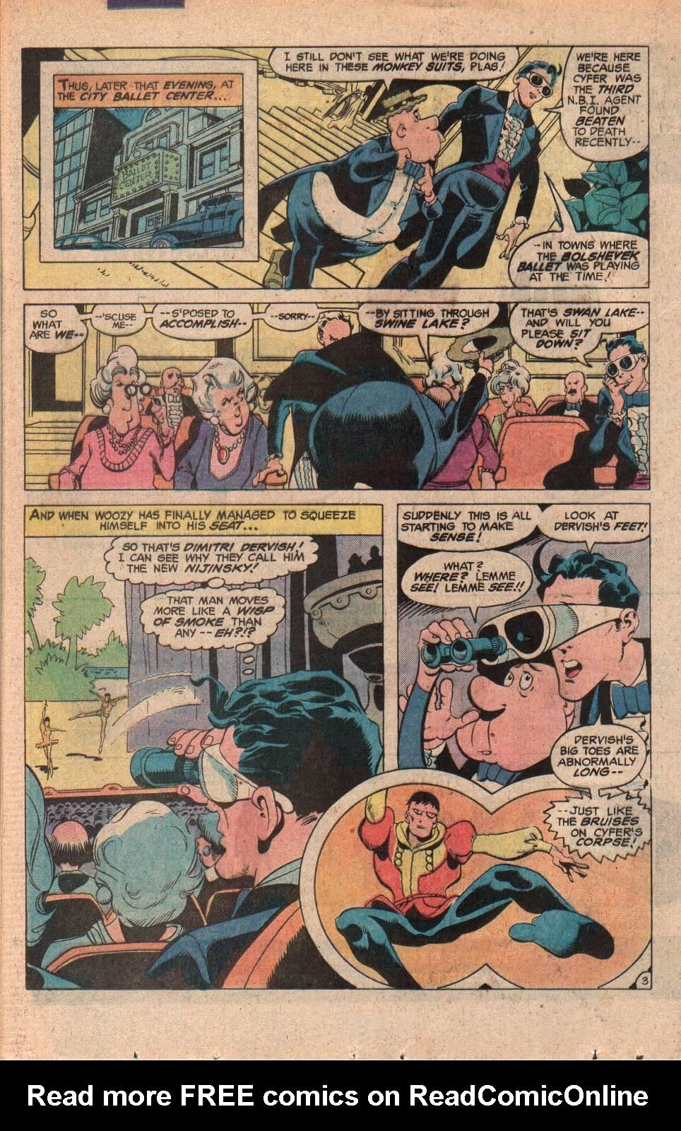 Read online Adventure Comics (1938) comic -  Issue #468 - 20