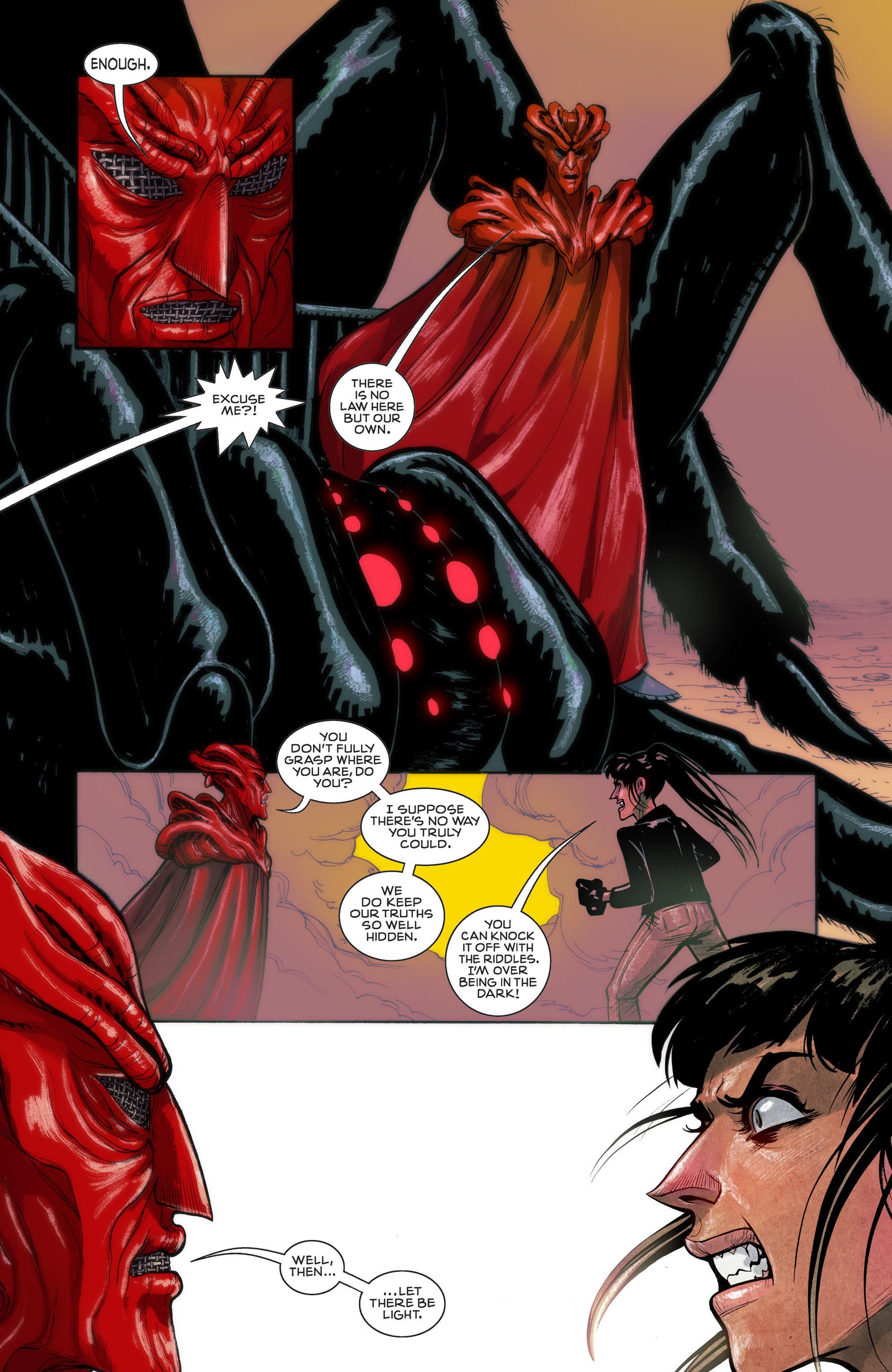 Read online Shutter comic -  Issue #11 - 18
