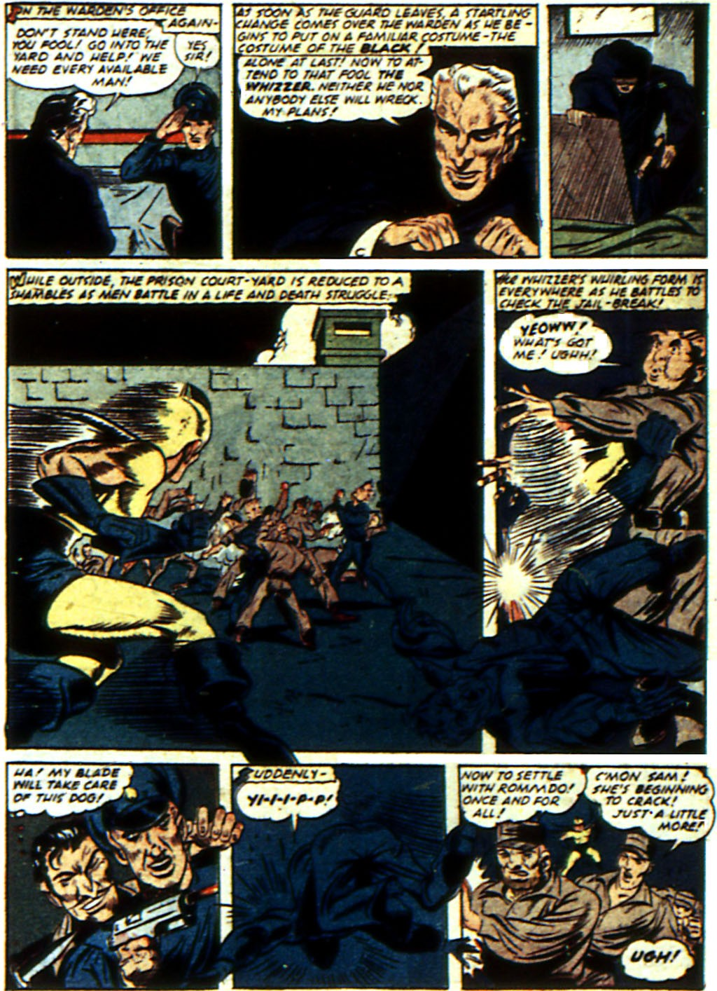 Read online All-Winners Comics comic -  Issue #3 - 39
