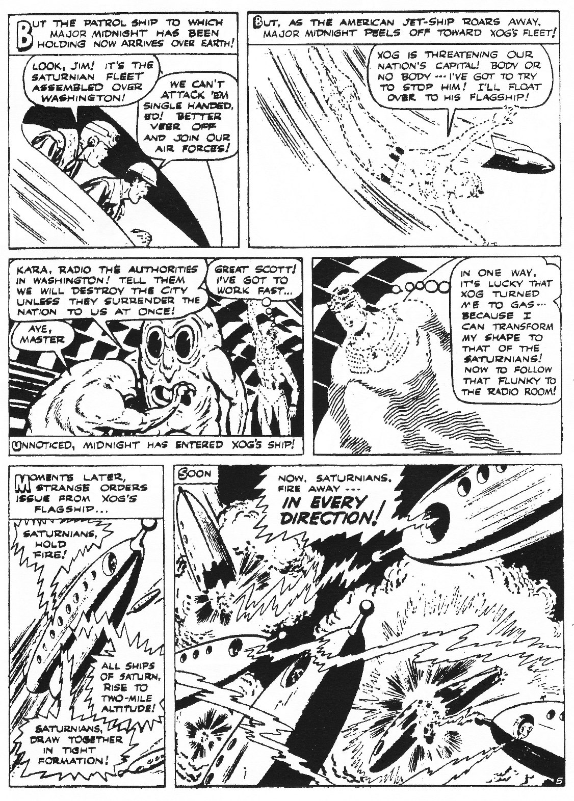 Read online Men of Mystery Comics comic -  Issue #77 - 65