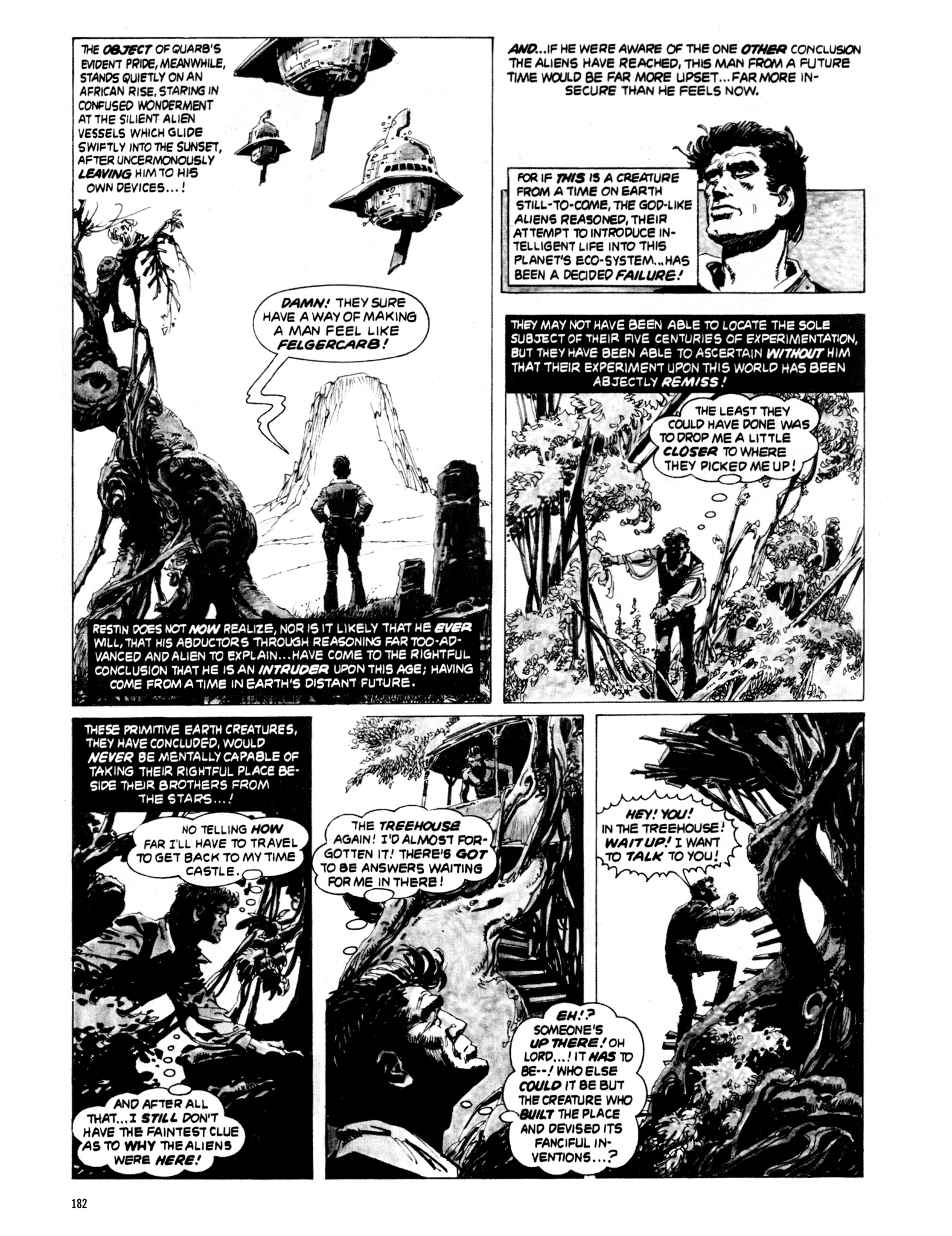 Read online Eerie Archives comic -  Issue # TPB 20 - 182