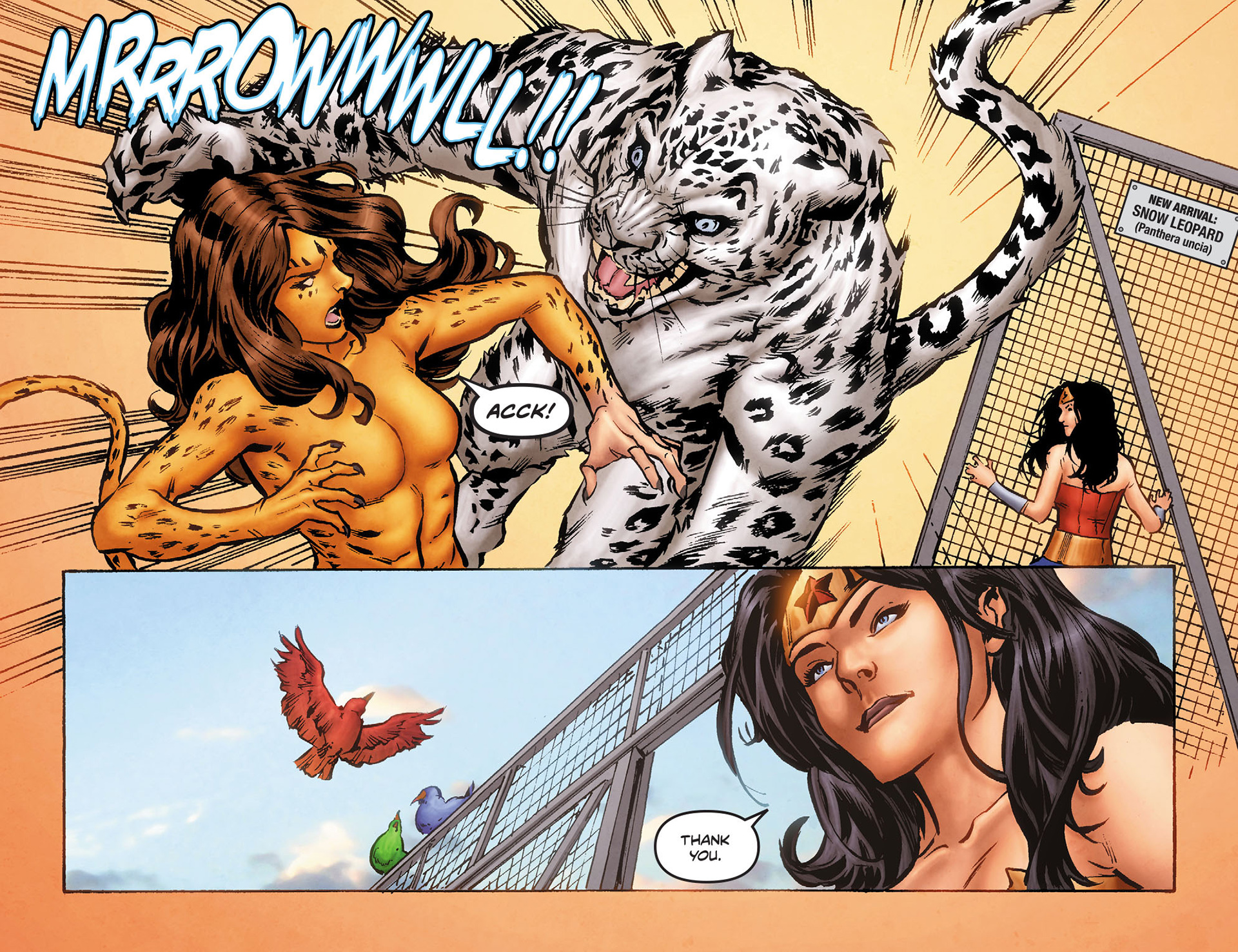 Read online Sensation Comics Featuring Wonder Woman comic -  Issue #6 - 14