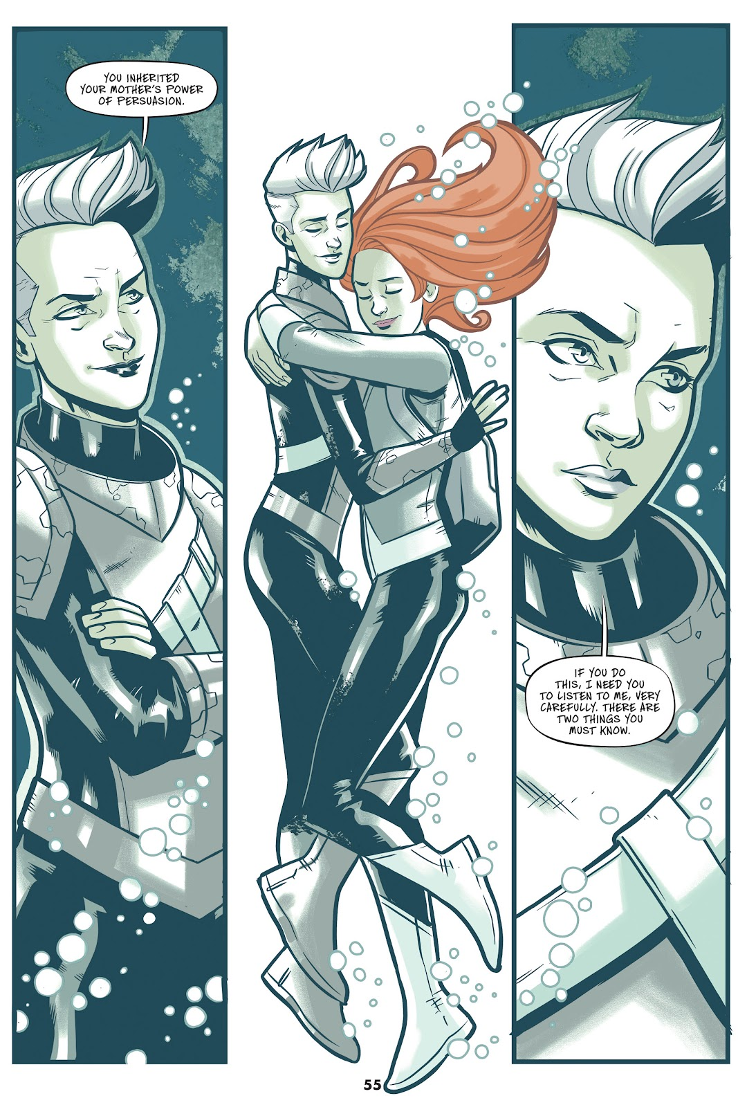 Read online Mera: Tidebreaker comic -  Issue # TPB (Part 1) - 55
