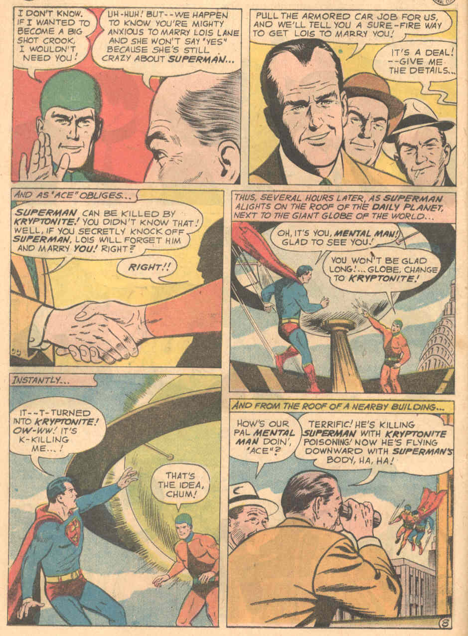 Read online Action Comics (1938) comic -  Issue #272 - 9