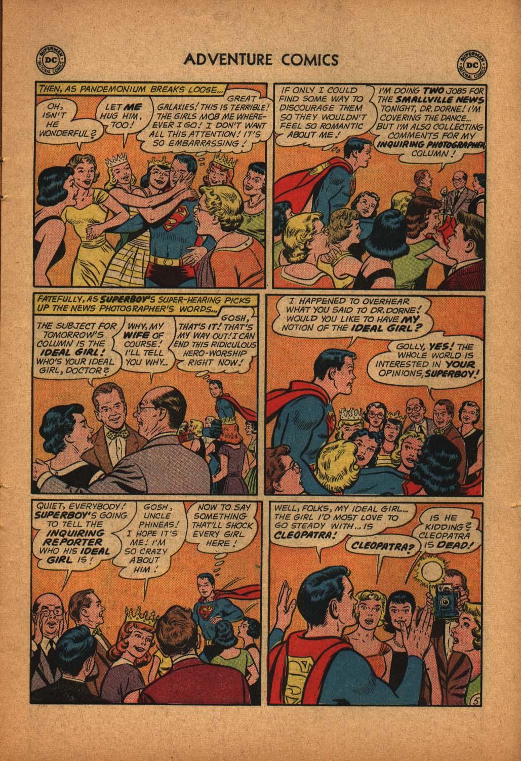 Read online Adventure Comics (1938) comic -  Issue #291 - 7