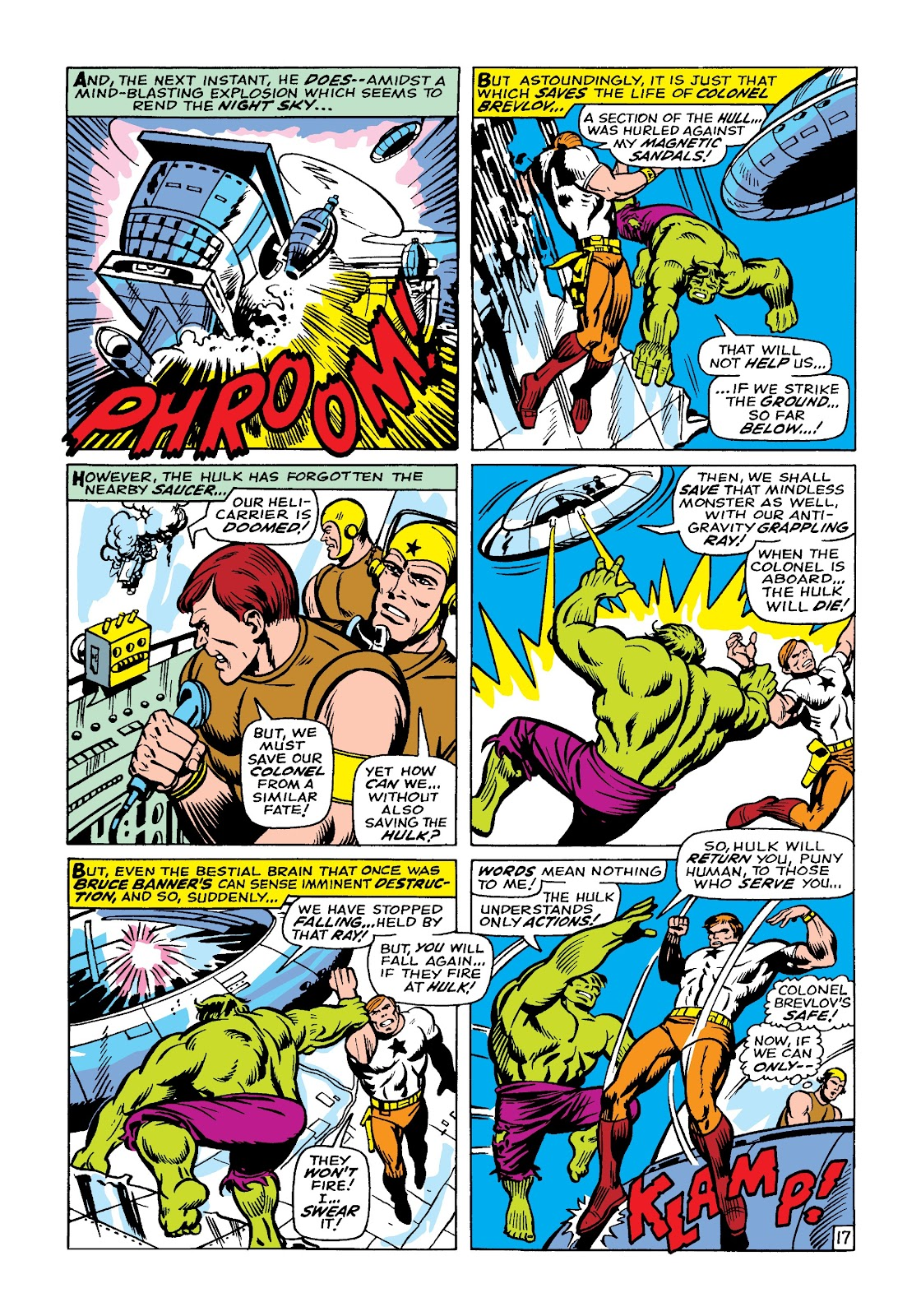 Read online Marvel Masterworks: The Incredible Hulk comic -  Issue # TPB 4 (Part 1) - 87