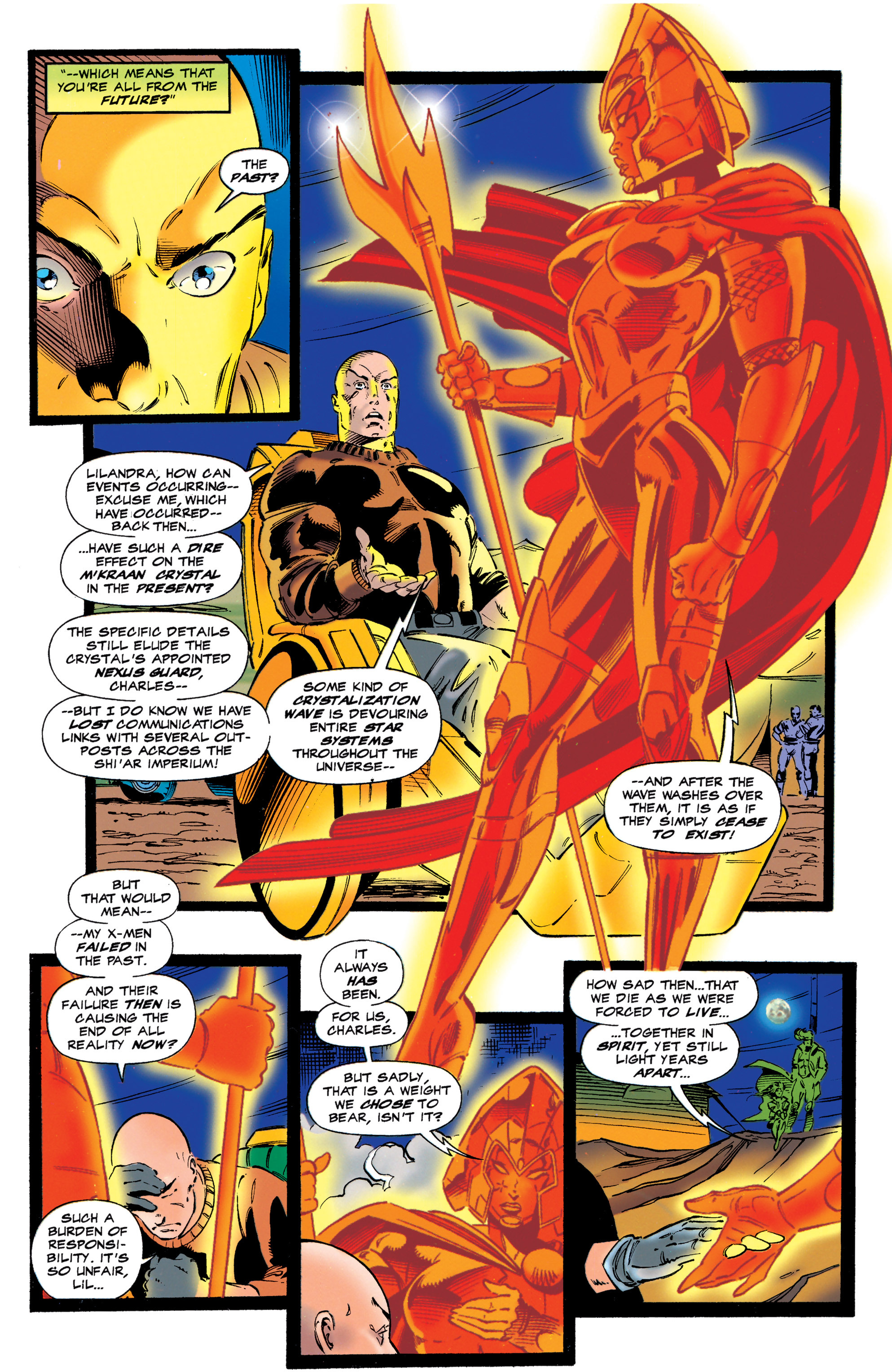 X-Men (1991) 41 Page 6