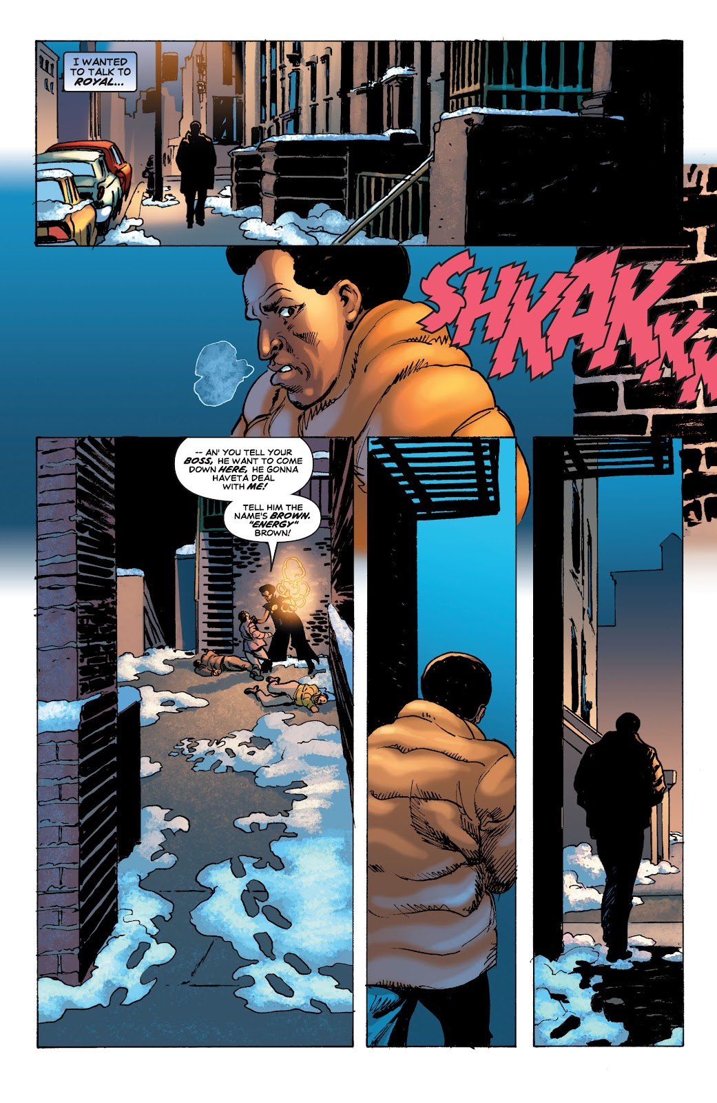 Astro City: Dark Age/Book Two Issue #1 #1 - English 14