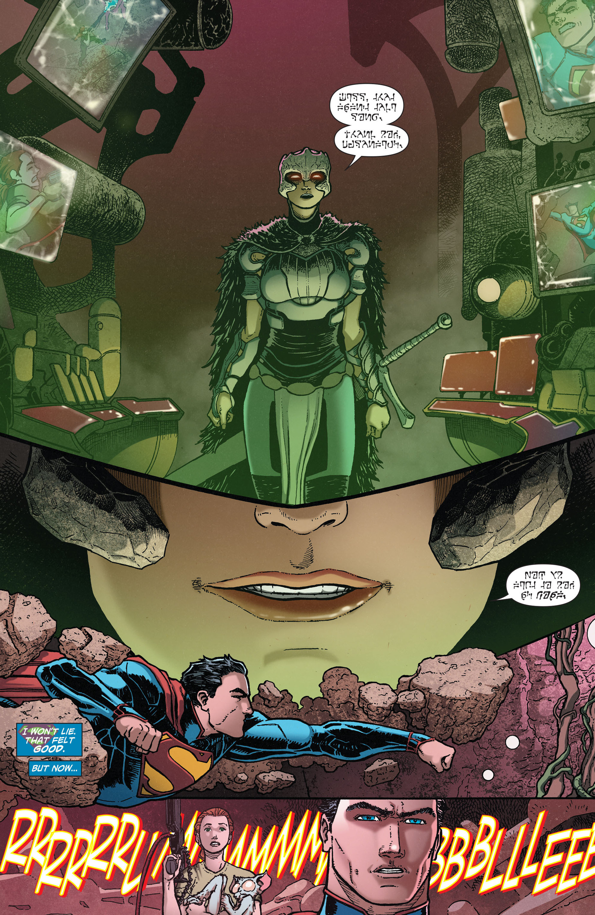 Read online Action Comics (2011) comic -  Issue #28 - 15