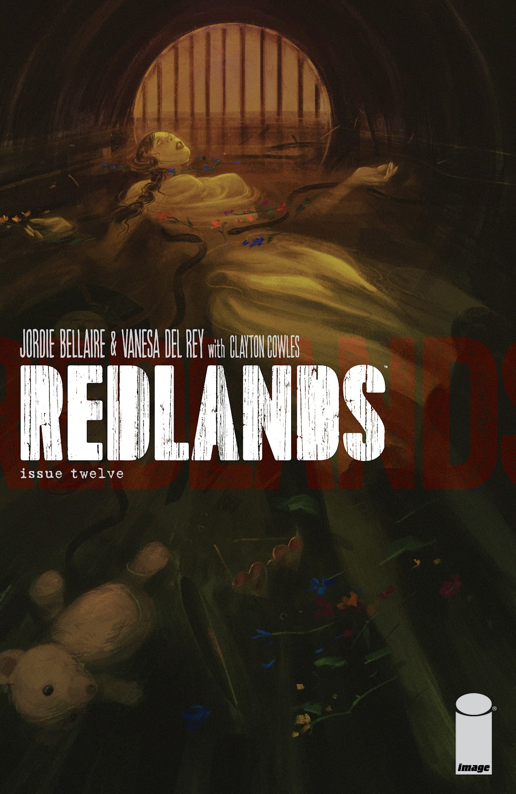 Read online Redlands comic -  Issue #12 - 1