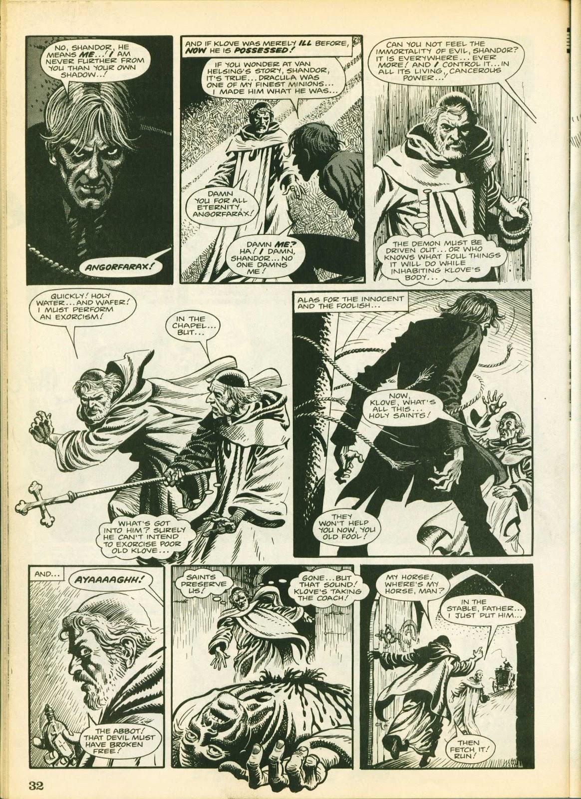 Warrior Issue #25 #26 - English 32