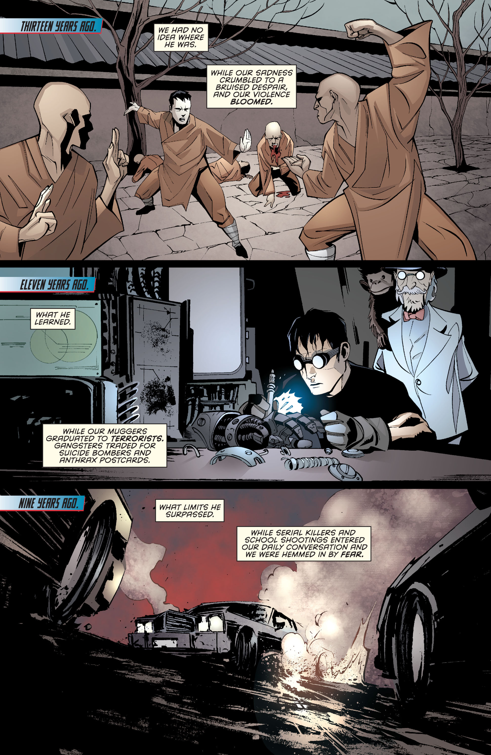 Read online Secret Origins (2014) comic -  Issue #2 - 7