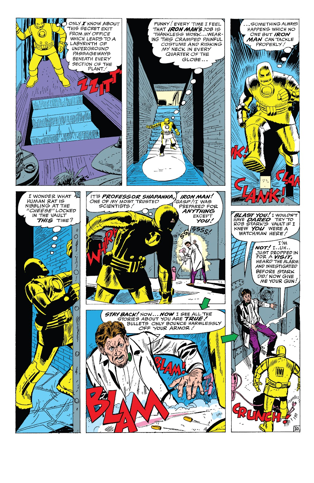 Read online Marvel Tales: Iron Man comic -  Issue # Full - 29