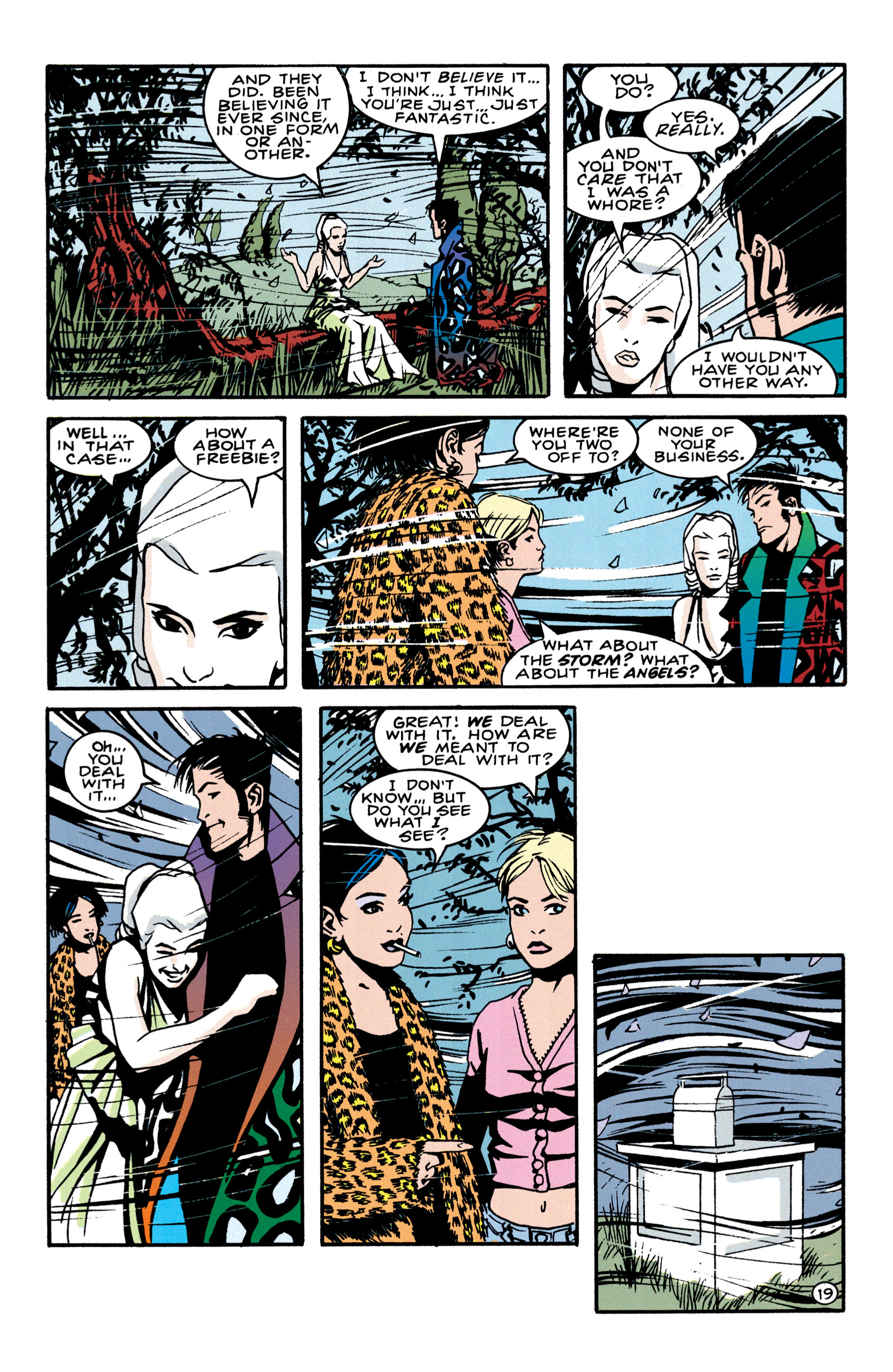 Read online Shade, the Changing Man comic -  Issue #41 - 20