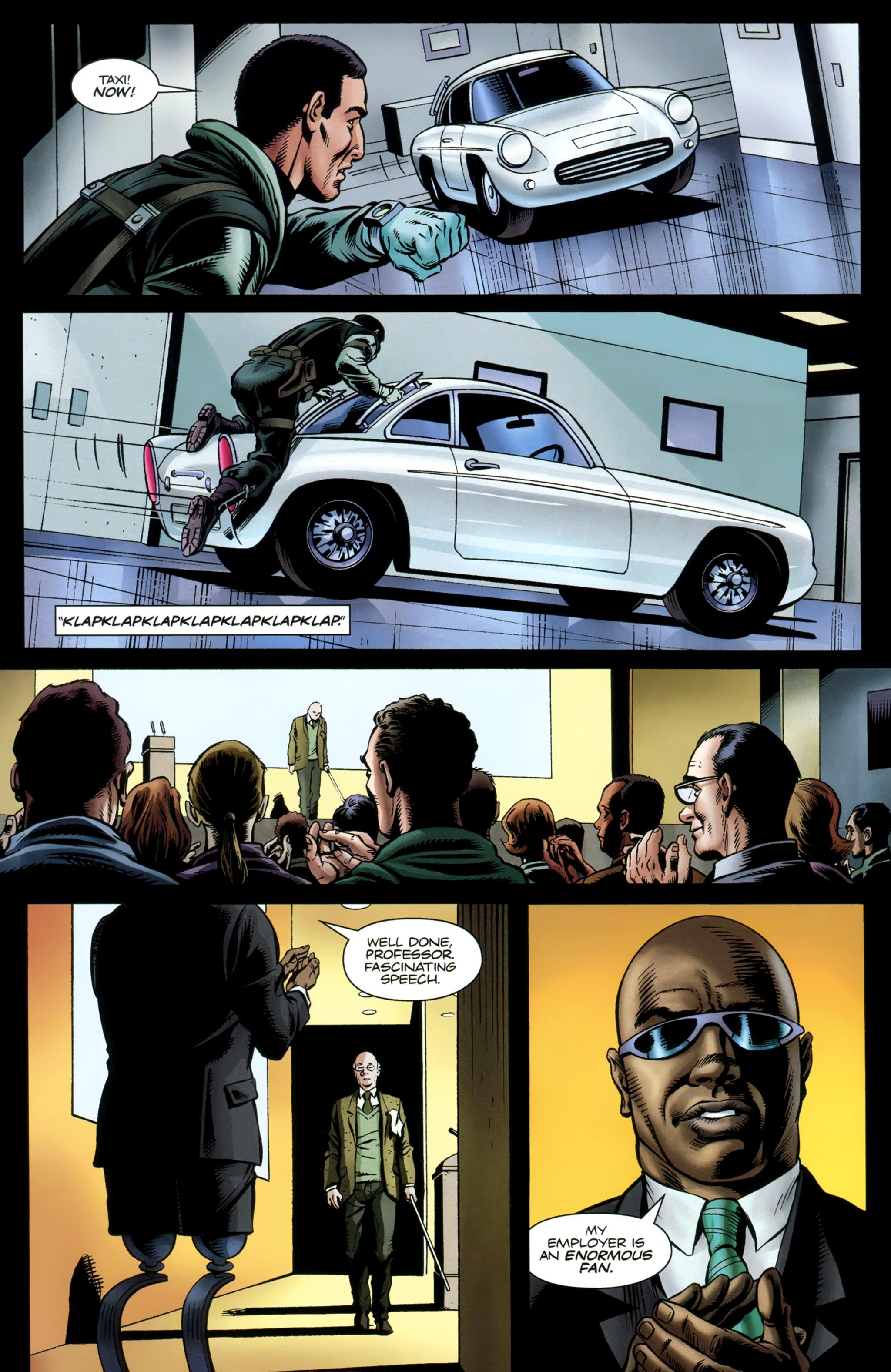 Read online Secret Service comic -  Issue #3 - 7