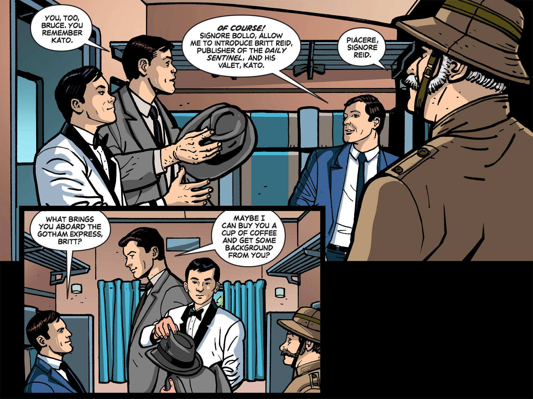 Read online Batman '66 Meets the Green Hornet [II] comic -  Issue #1 - 46
