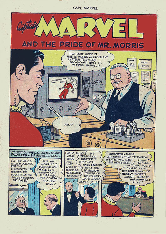 Captain Marvel Adventures issue 89 - Page 21