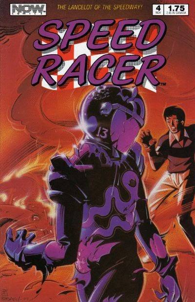 Speed Racer (1987) issue 4 - Page 1