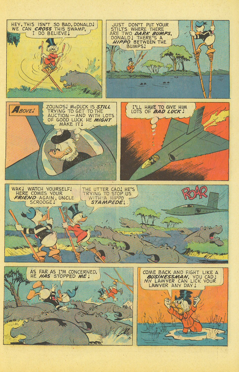 Read online Uncle Scrooge (1953) comic -  Issue #127 - 15