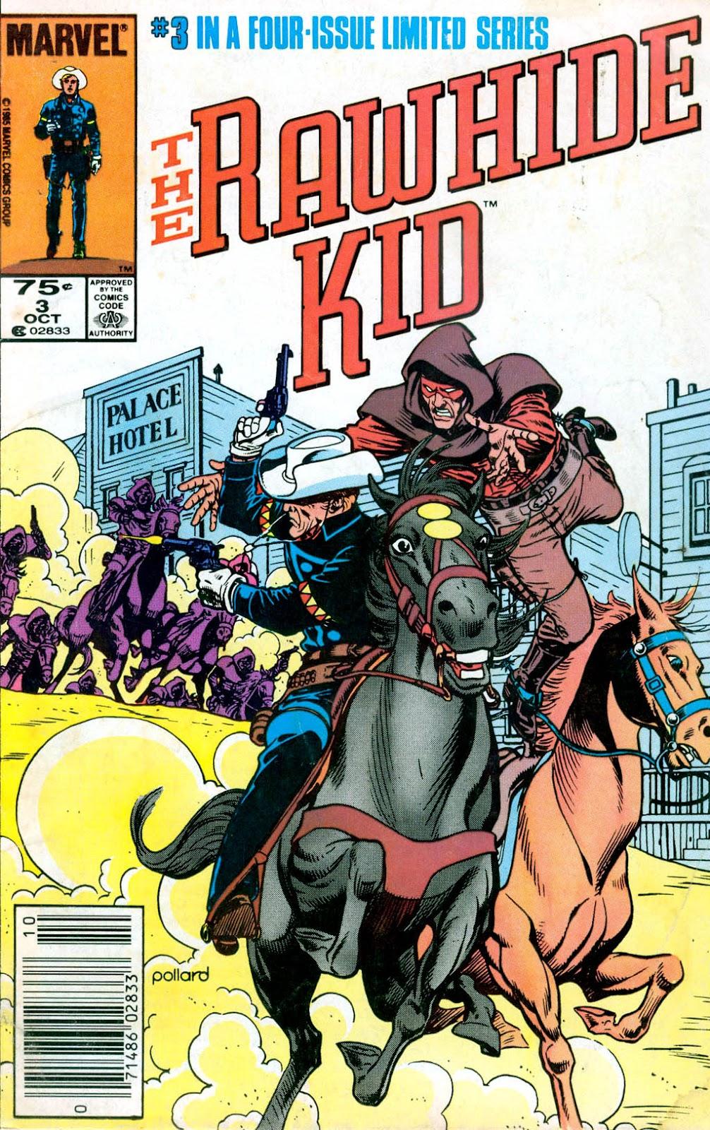 Rawhide Kid (1985) 3 Page 1