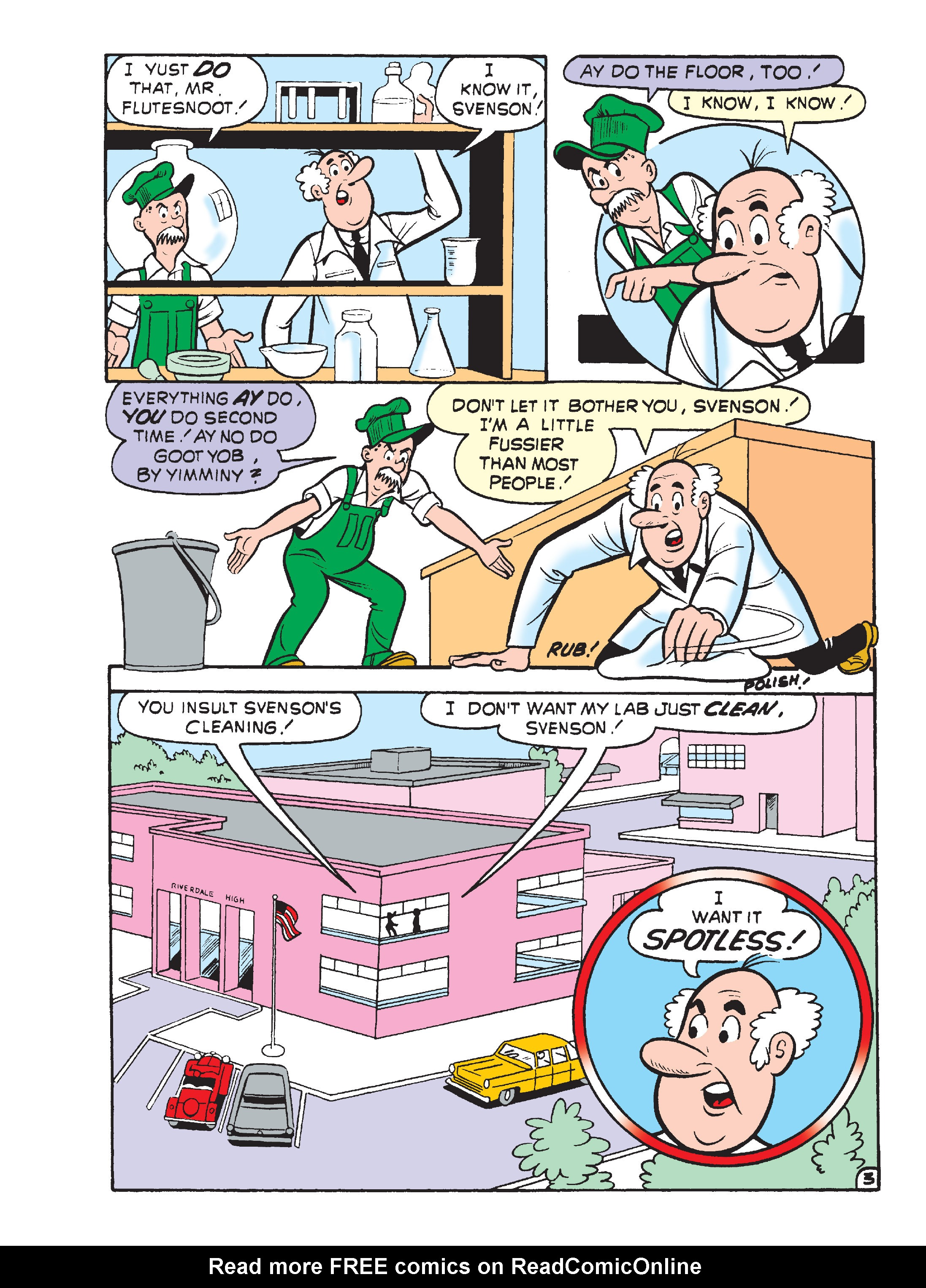 Read online Archie 1000 Page Comics Blowout! comic -  Issue # TPB (Part 4) - 108