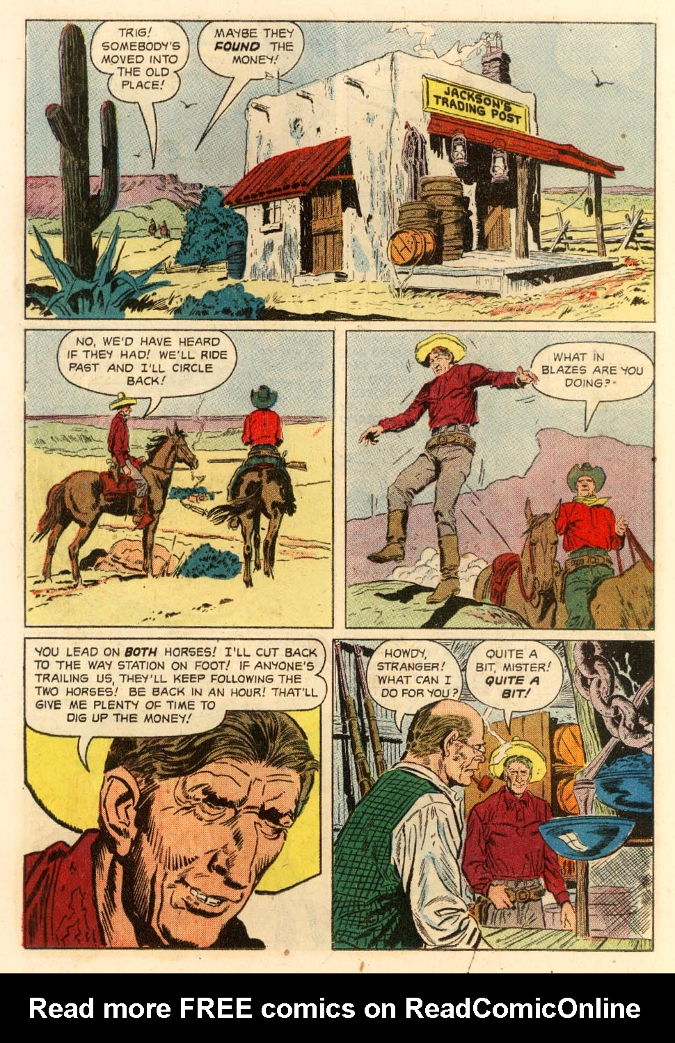 Four Color Comics issue 768 - Page 24