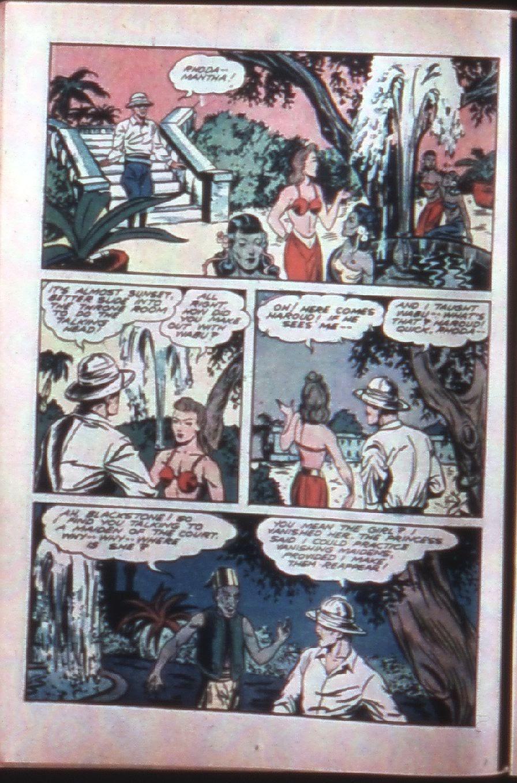 Read online Super-Magician Comics comic -  Issue #7 - 22