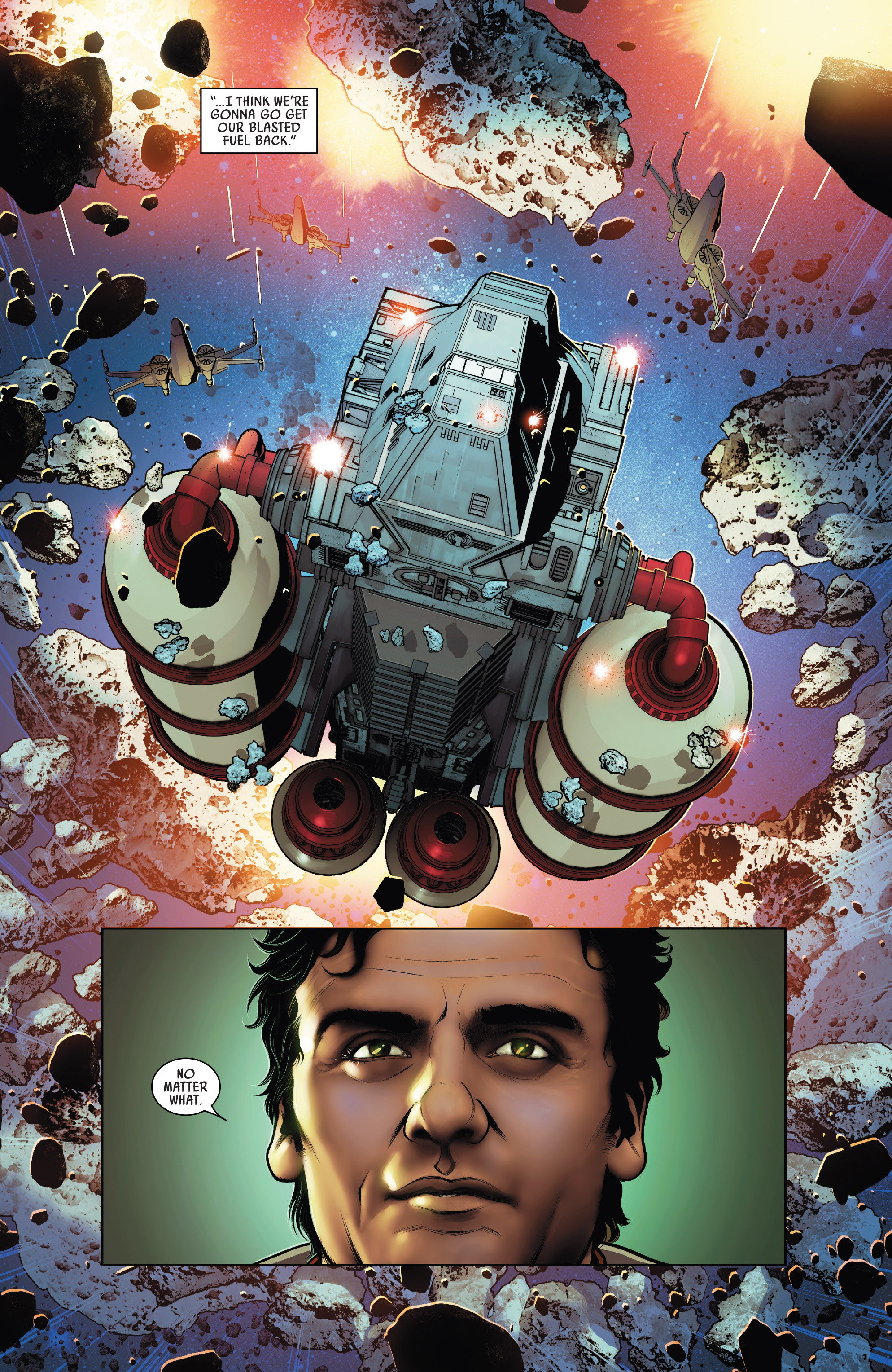 Read online Star Wars: Poe Dameron comic -  Issue #15 - 22