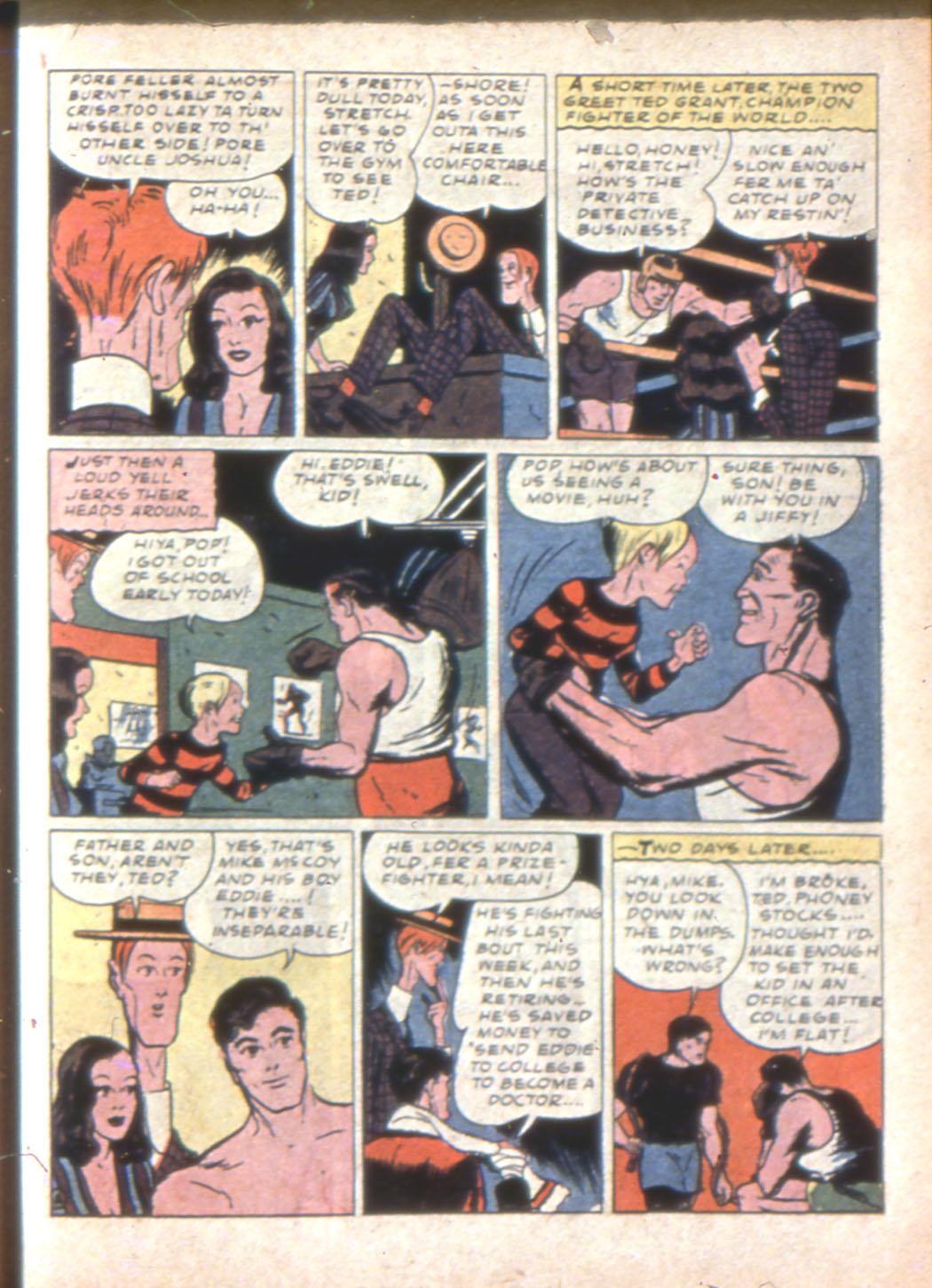 Read online Sensation (Mystery) Comics comic -  Issue #7 - 57