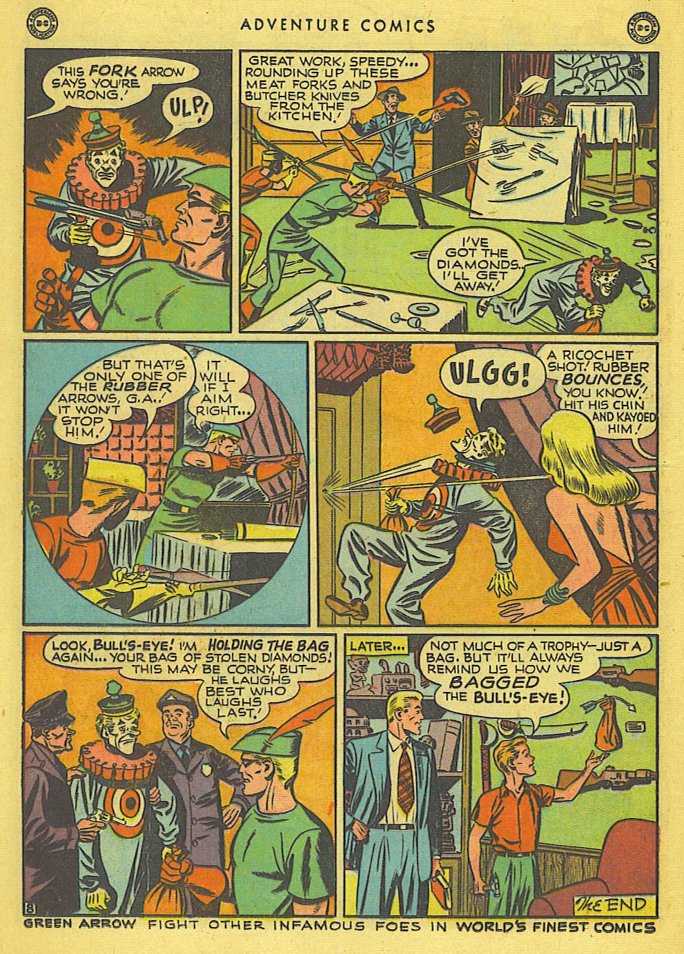 Read online Adventure Comics (1938) comic -  Issue #138 - 22