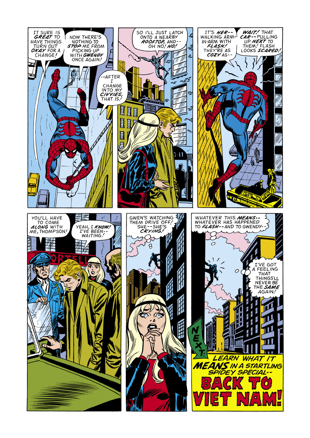 The Amazing Spider-Man (1963) 107 Page 21