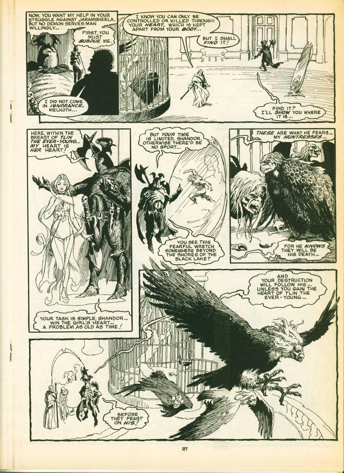 Warrior Issue #14 #15 - English 27