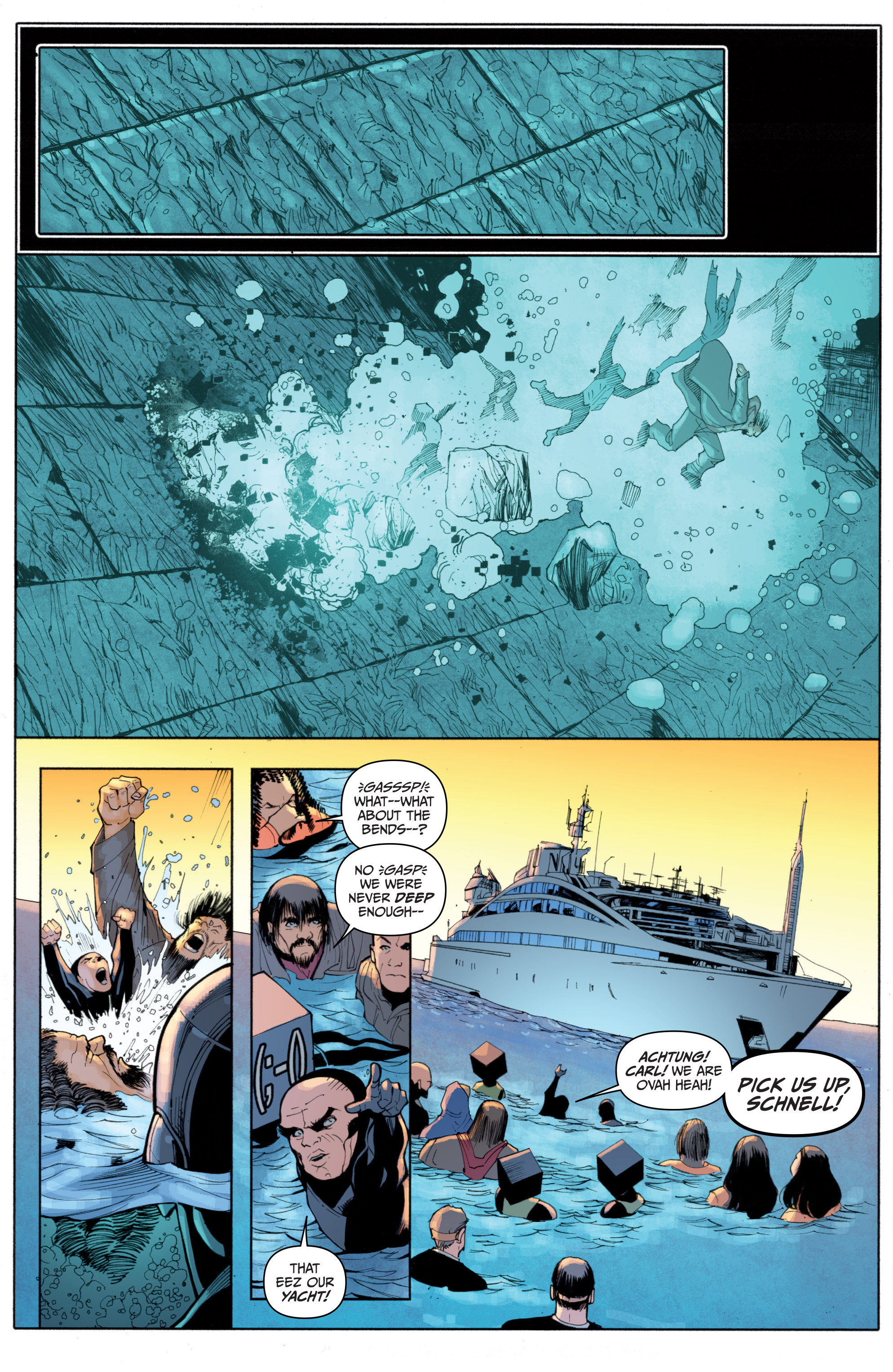 Read online Archer and Armstrong comic -  Issue #Archer and Armstrong _TPB 4 - 93