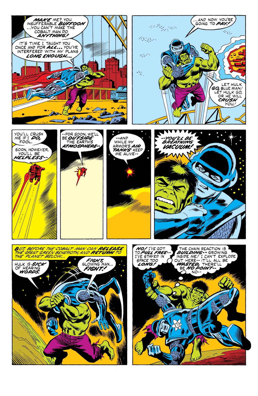 Read online Marvel Masterworks: The Incredible Hulk comic -  Issue # TPB 10 (Part 1) - 87