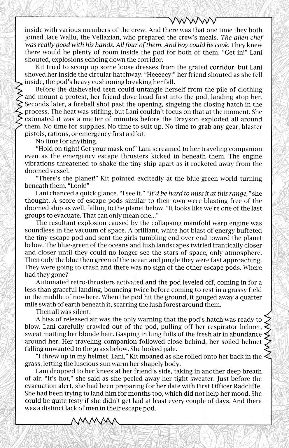 Read online Jungle Fantasy (2002) comic -  Issue #1 - 14