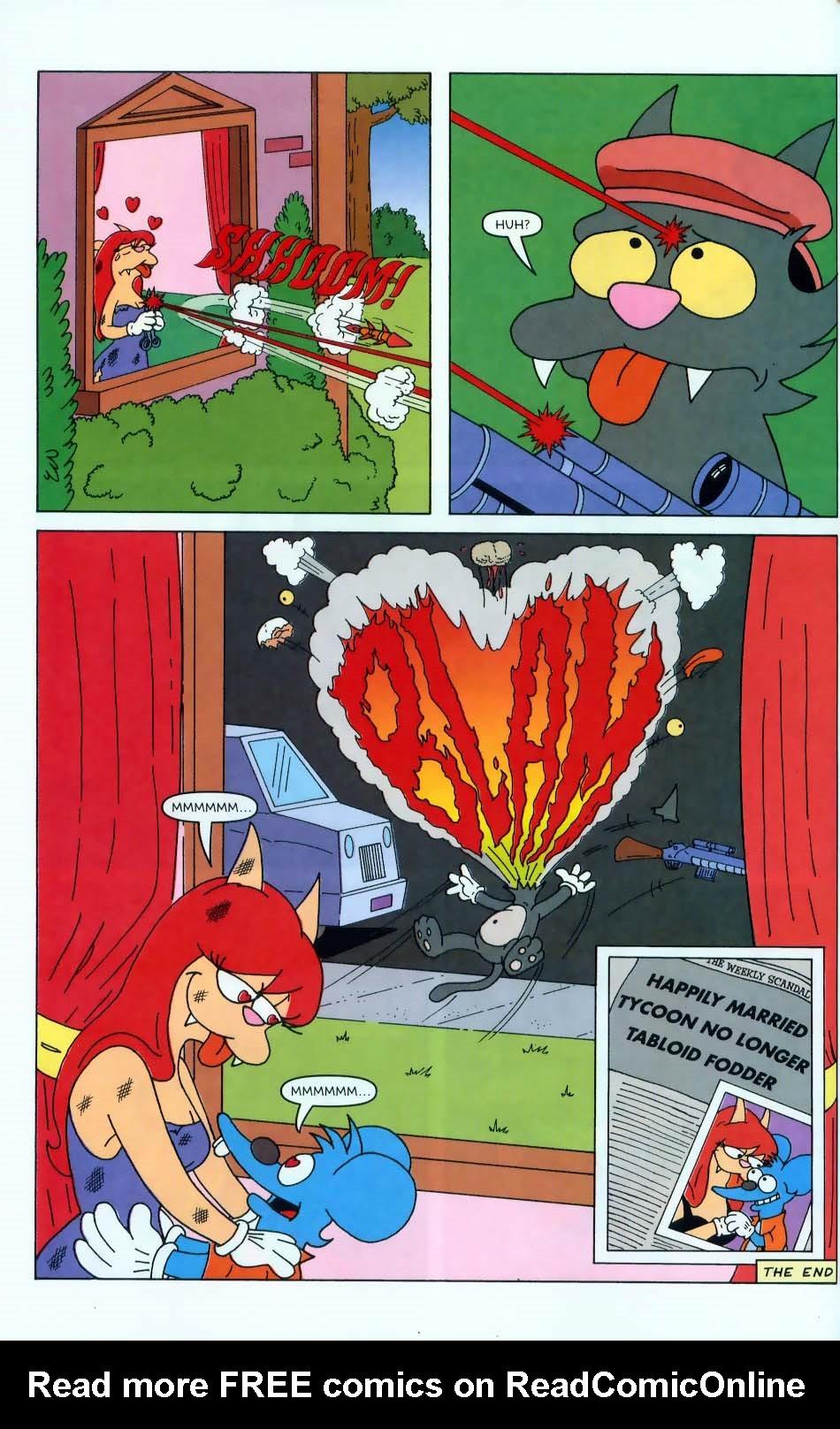 Read online Simpsons Comics comic -  Issue #50 - 43