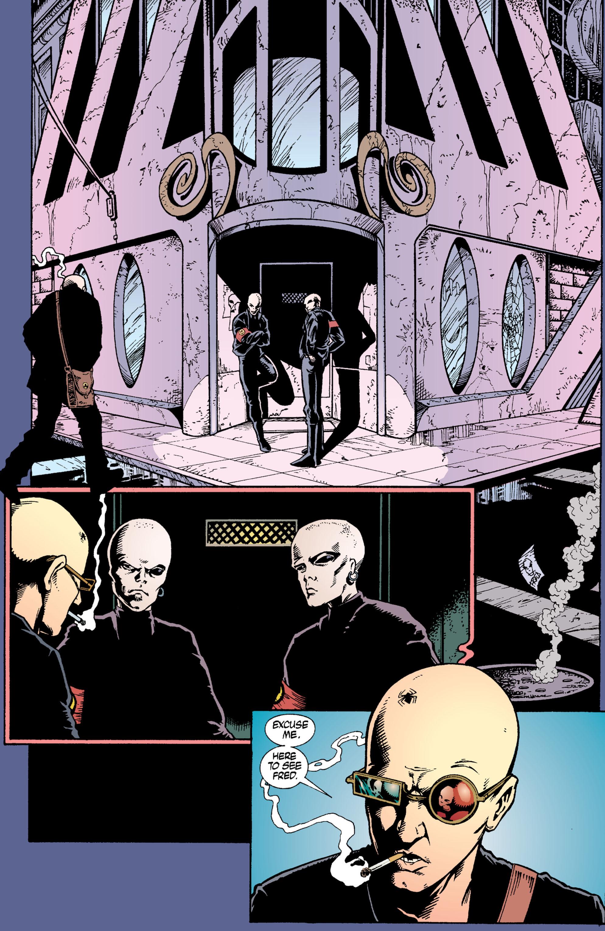 Read online Transmetropolitan comic -  Issue #2 - 8