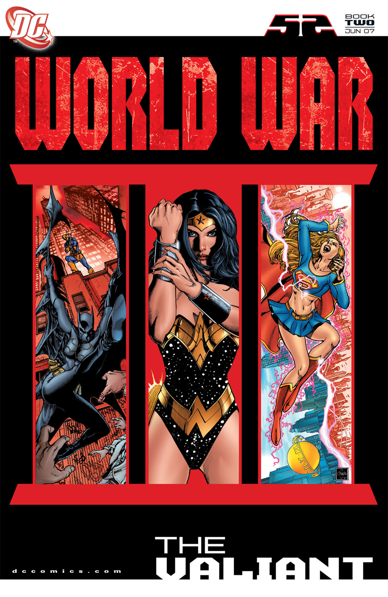 Read online World War III comic -  Issue #2 - 1